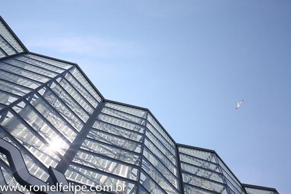A bela Rotterdam Central
